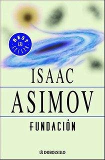 Portada de Fundación de Isaac Asimov