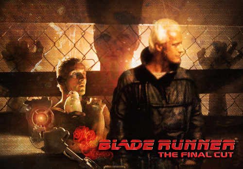 Cartel de la película Blade Runner