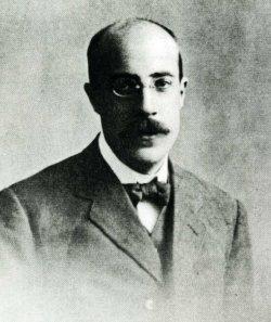 José Castillejo Duarte. Archivo de los Amigos de la Cultura Científica
