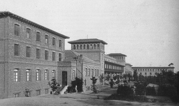 La Residencia de Estudiantes. Archivo de Amigos de la Cultura Científica