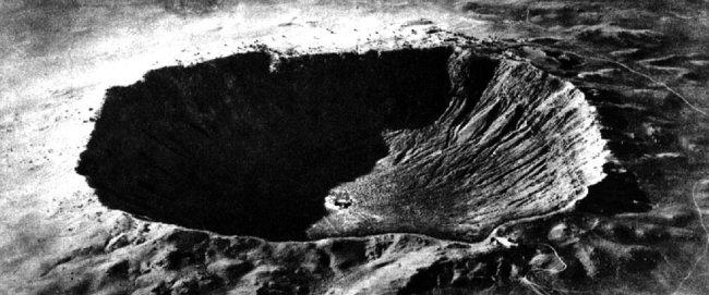 Cráter del Meteoro, en Arizona (Estados Unidos)