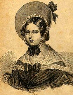 La reina Victoria de Inglaterra